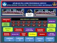 APLIKASI PKG GURU PENDIDIKAN KHUSUS 360 V.20.1