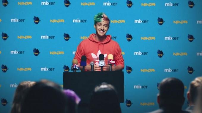 Ninja abandona Twitch para un acuerdo exclusivo de transmisión con Mixer!