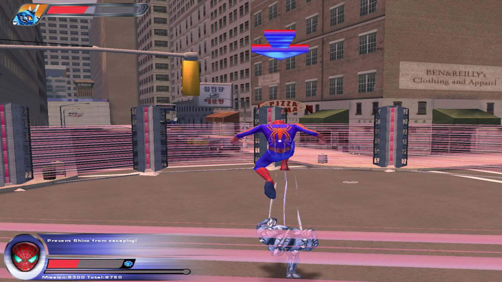 تحميل لعبة Spider Man 2 مضغوطة برابط واحد مباشر كاملة مجانا