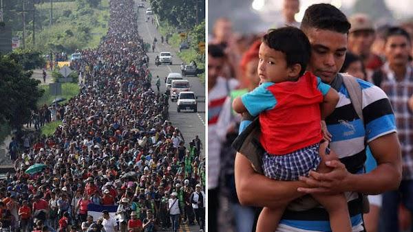 URGENTE: Alcalde de Tijuana declara crisis humanitaria por migrantes.