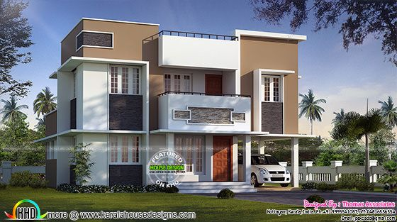 Turn Key home estimated cost 42 lakhs