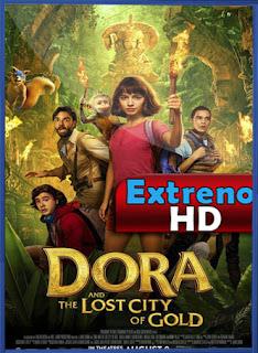 Dora y la ciudad perdida (2019) | DVDRip Latino HD GoogleDrive 1 Link