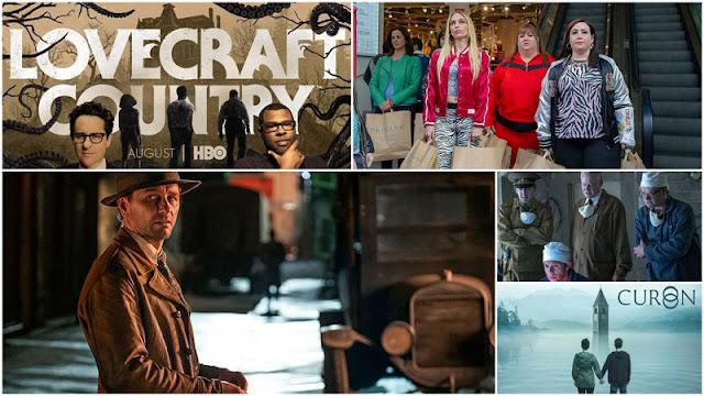 Trailer de 'Perry Mason' de HBO, 'Curon' de Netflix, 'Por h o por B', 'Territorio Lovecraft'