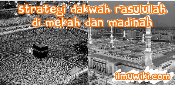 Strategi Dakwah Rasulullah di Mekah dan Madinah