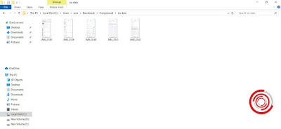 Silakan kamu akses File Explorer lalu klik Kanan