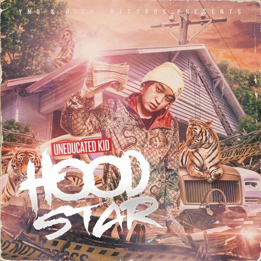 Uneducated Kid – HOODSTAR – EP (ITUNES MATCH AAC M4A)