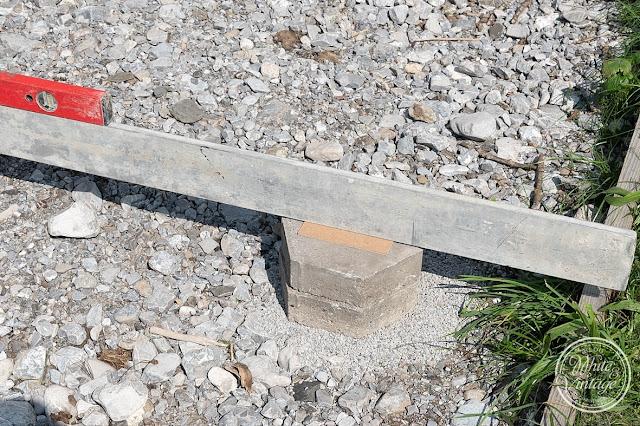 Unterkonstruktion für Holzterrasse bauen