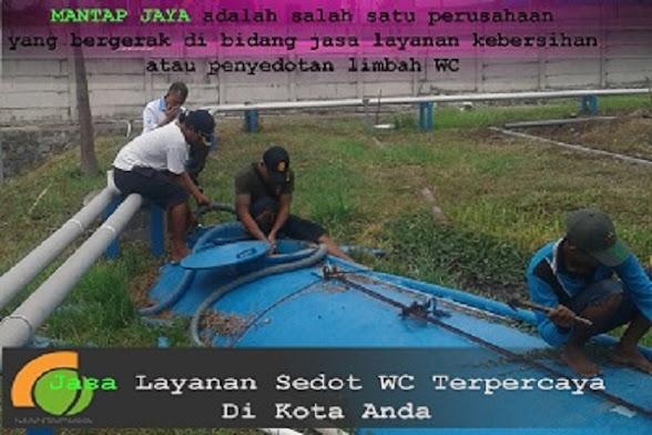 Jasa Sedot WC Tenggilis Surabaya Timur Murah