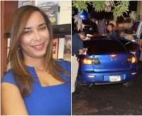 Mujer y niñas halladas muertas en carro iban para un cumpleaños