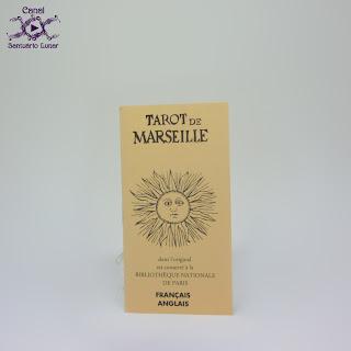 Tarot de Marseille (Heron) - Booklet (front)