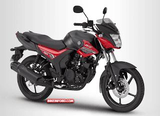 Yamaha SZ-RR Version 2.0