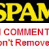 The Simple way to Manage Spam of Comments