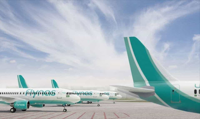 FLYNAS AIRLINES ANNOUNCED NEW DIRECT FLIGHTS TO VARIOUS CITIES