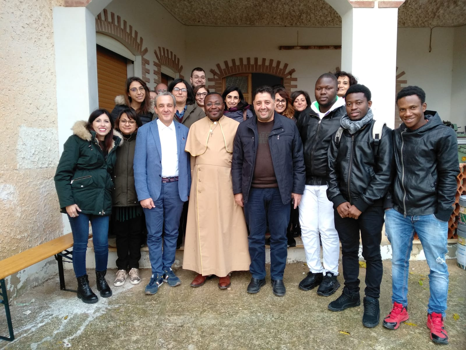 Lavoro A Chiaramonte Gulfi inpress: integrazione culturale: il presidente della