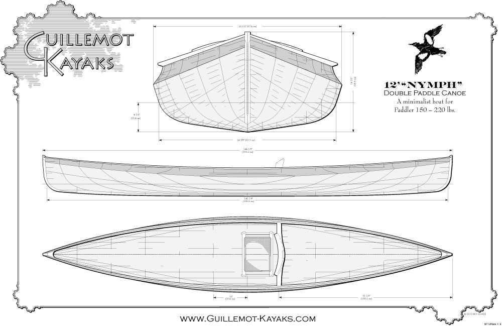 How To Build A Canoe Plans Free My Boat Plans