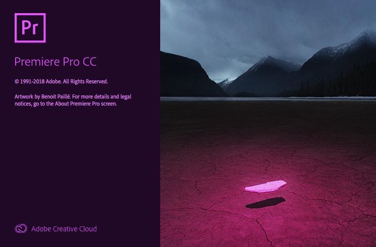 برنامج ادوبي بريمير برو Adobe Premiere Pro CC 2019 13.0.3 - ويندوز