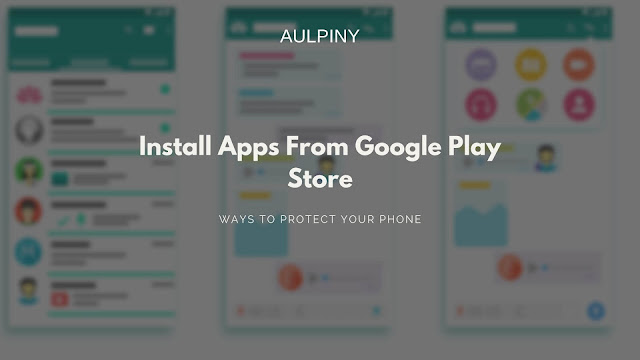 Install Apps From Google Play Store