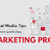 16 Social Media Tips from World-Class Marketing Pros