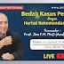 LIVE STREAMING | BEDAH KASUS PENYAKIT DENGAN HERBAL REKOMENDASI THABIB
