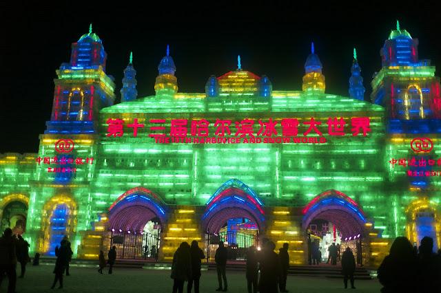 GlobalGoodFood: Harbin
