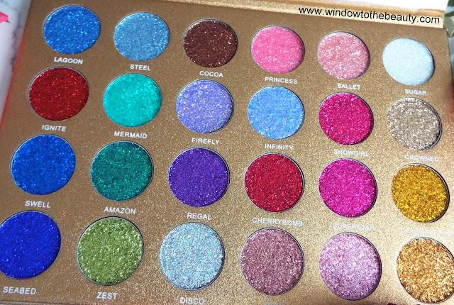 uk glitter palette