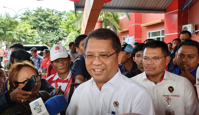 Rudiantara Jadi Komisaris Utama Semen Indonesia