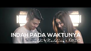 Aldy Maldini & Kezia - Indah Pada Waktunya (Cover)
