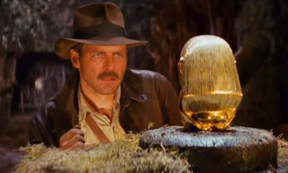 If Tom Selleck starred in Indiana Jones : もしも、「私立探偵マグナム」のトム・セレックが、スピルバーグ監督のオファーに応じて、インディアナ・ジョーンズの役を引き受けていたならば ?! というディープフェイクのビデオ ! !
