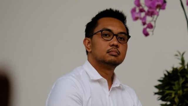 Stafsus Presiden Andi Taufan Garuda Tidak Hanya Bakal Dipecat tetapi Berlanjut ke Proses Hukum
