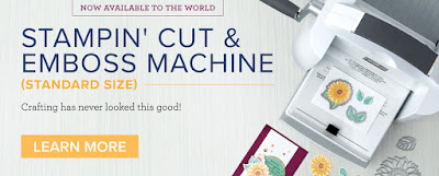 Stampin' Cut & Emboss Machine