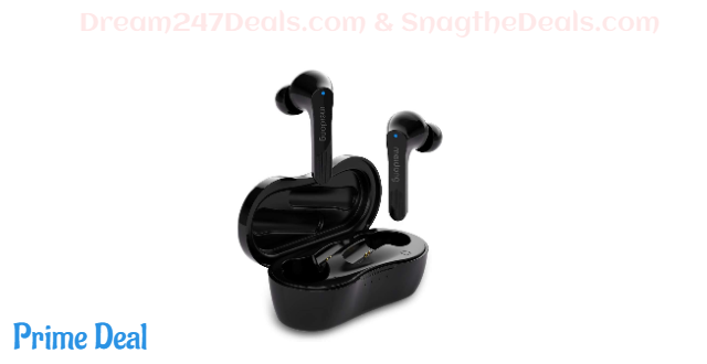 V5.0 Bluetooth Wireless Earbuds 73%OFF