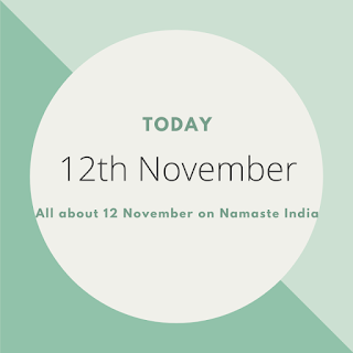 12th November - A Day in the life of India