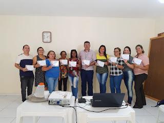 Profissionais são capacitados sobre matriciamento da saúde mental em Picuí