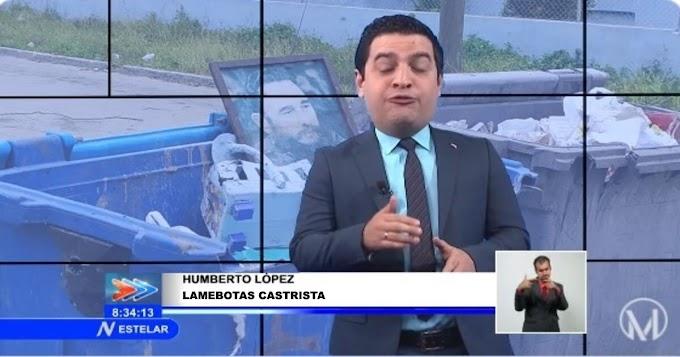 Desvelado el motivo por el cuál Humberto López está ausente del Noticiero Nacional