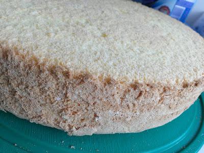 biszkopt do tortów i deserów