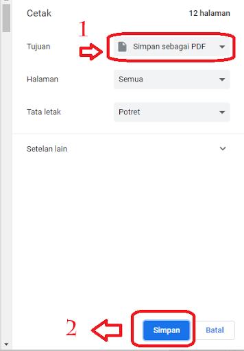 Tips Cara Ngesave Google Form mudah