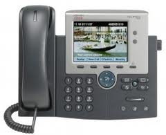 CallManager Attendant Configuration Cisco VOIP Phone Command