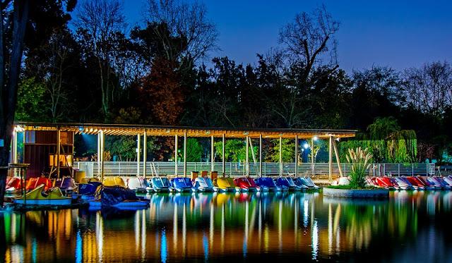 Passeio gratuito pelo Parque Quinta Normal
