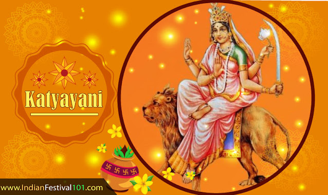 navratri-goddess-katyayani