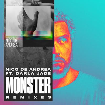 Nico De Andrea Feat. Darla Jade - Monster (FNX OMAR Remix)