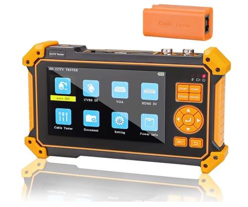 Wsdcam 5 inch TFT-LCD Screen Camera Tester Monitor