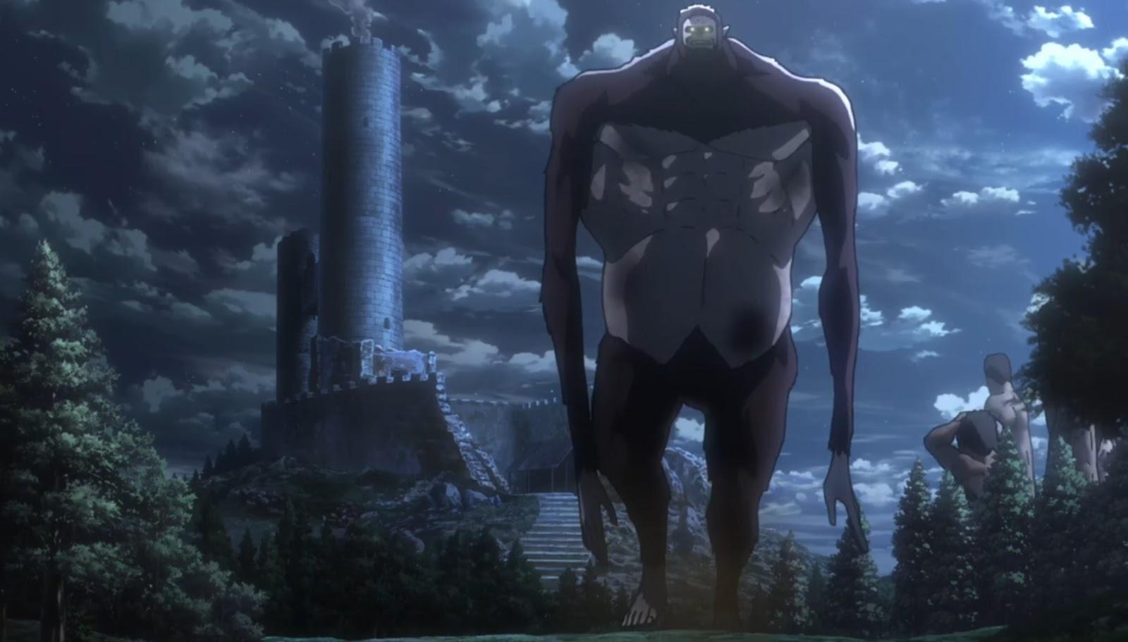 Shingeki no Kyojin 2: Episódio 09 – Abertura