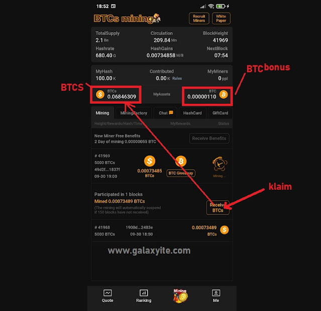 download BTCS Mining free