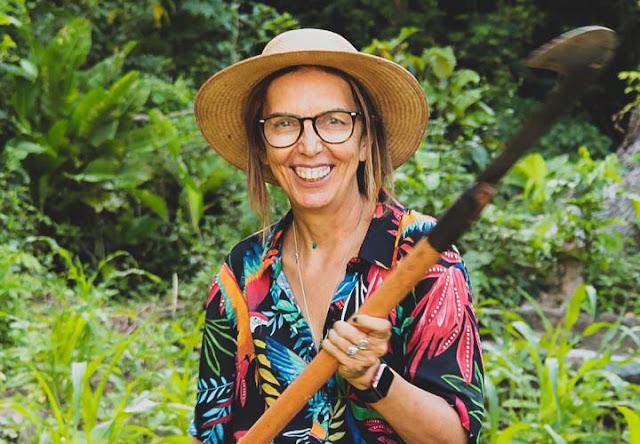 Agricultora Fátima Anselmo se reinventa em Petrópolis