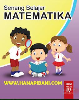 Download Buku Siswa Matematika Kelas IV (Empat) SD/MI