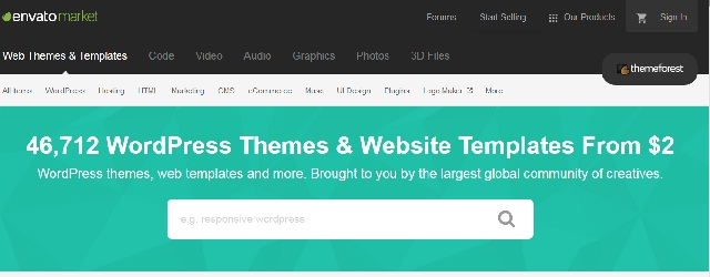 Tips Membeli Template di Themeforest