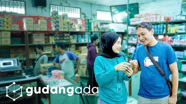 Lowongan Kerja PT. Gudang Ada Globalindo (GudangAda) Area Banten