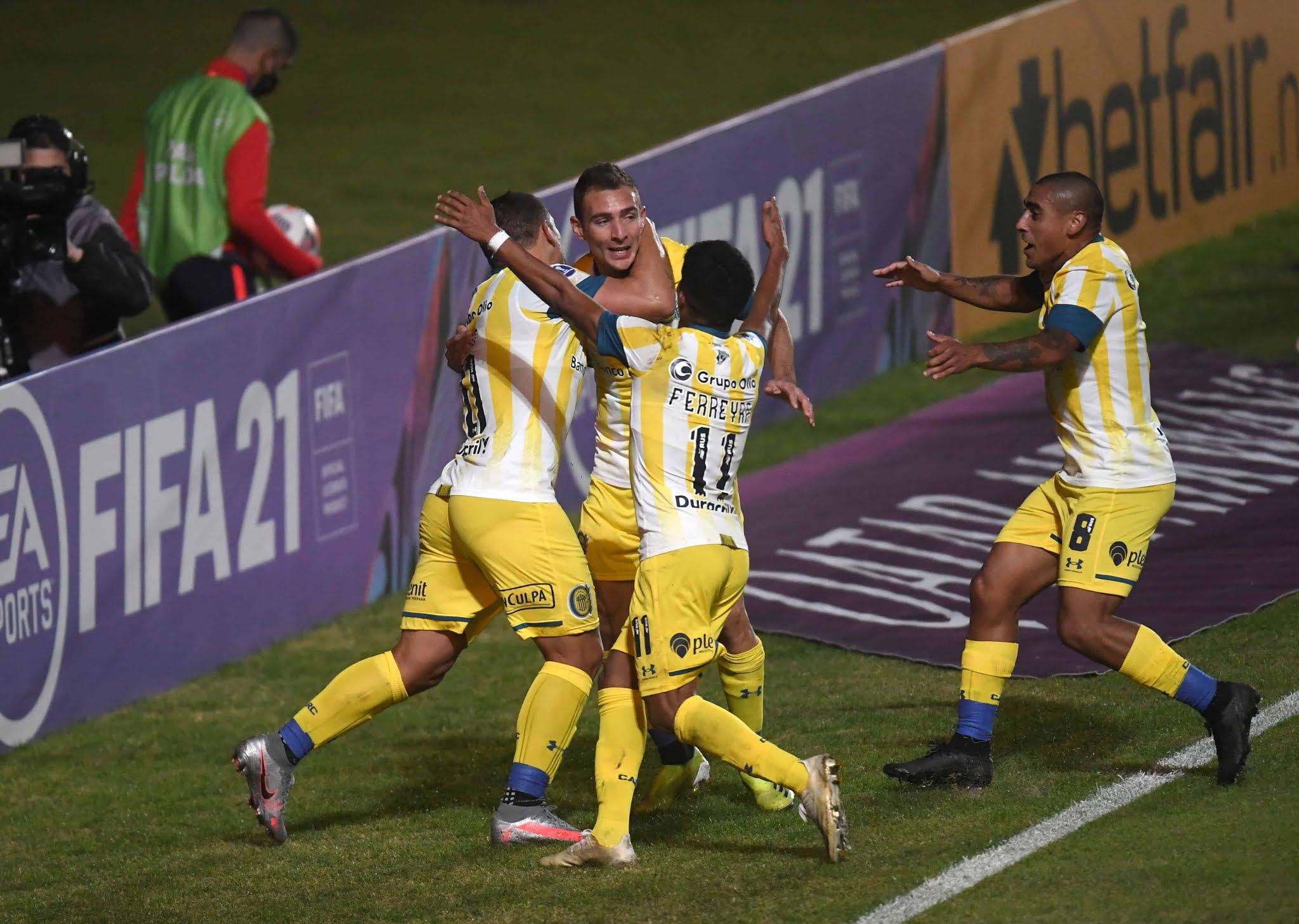 San Lorenzo fue eliminado de la Sudamericana al caer ante Rosario Central