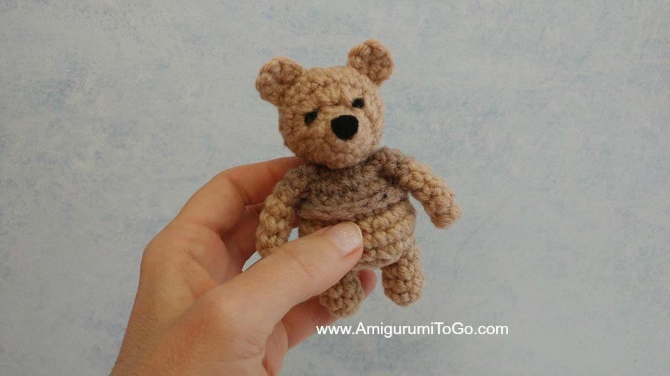 Pooh Bear, Piglet, Eeyore and Tigger: free crochet patterns | Free ... | 540x960