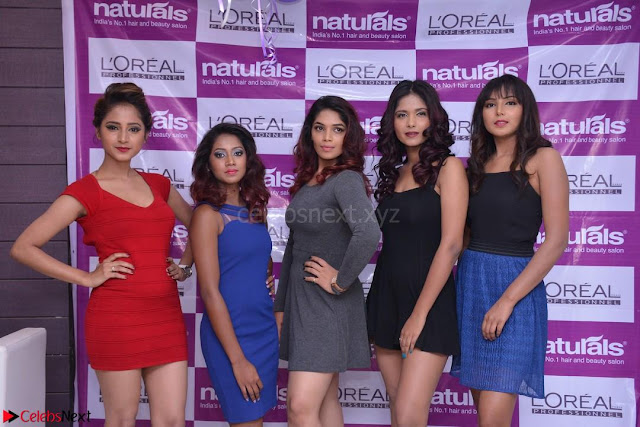 Natural Beauty Salon Launch Stills At tur 01.jpg